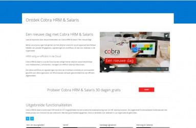 Cobra HRM Salaris ontdek